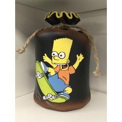 "Taupyklė ""Simpsonai - Bart"""
